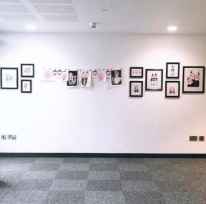 Galeri Caernarfon exhibition