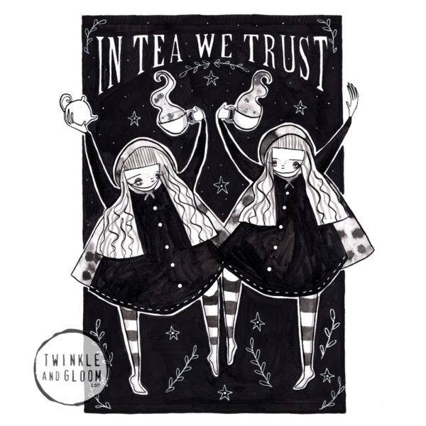 in tea we trust web