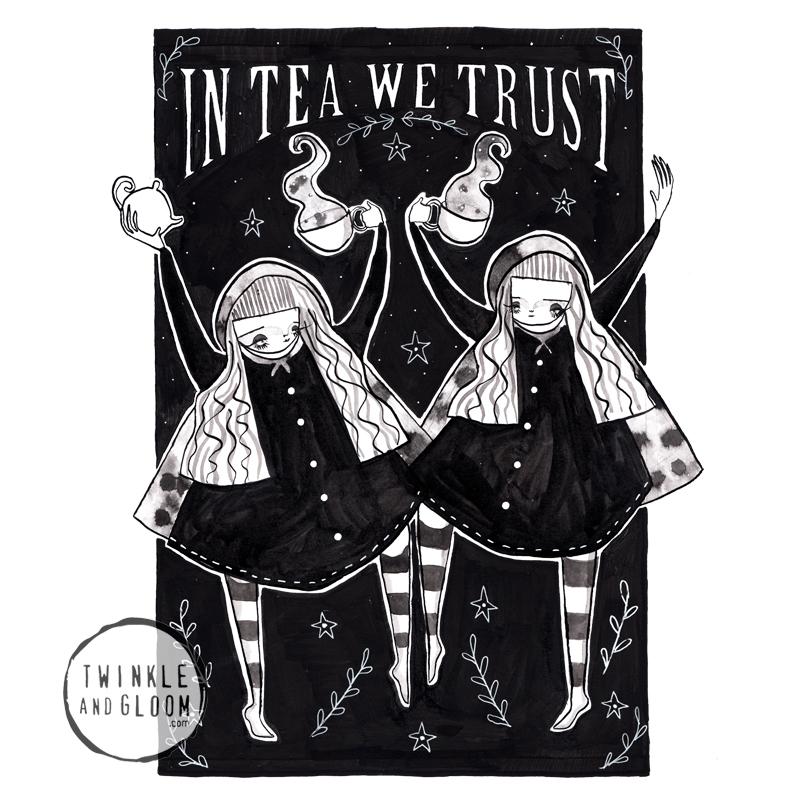 in tea we trust web