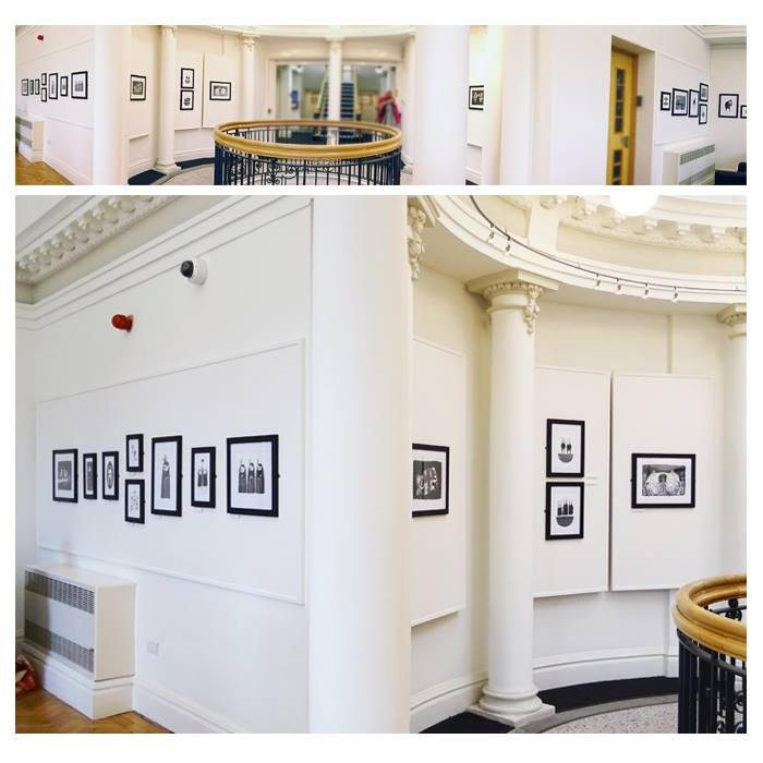 Llandudno library exhibition