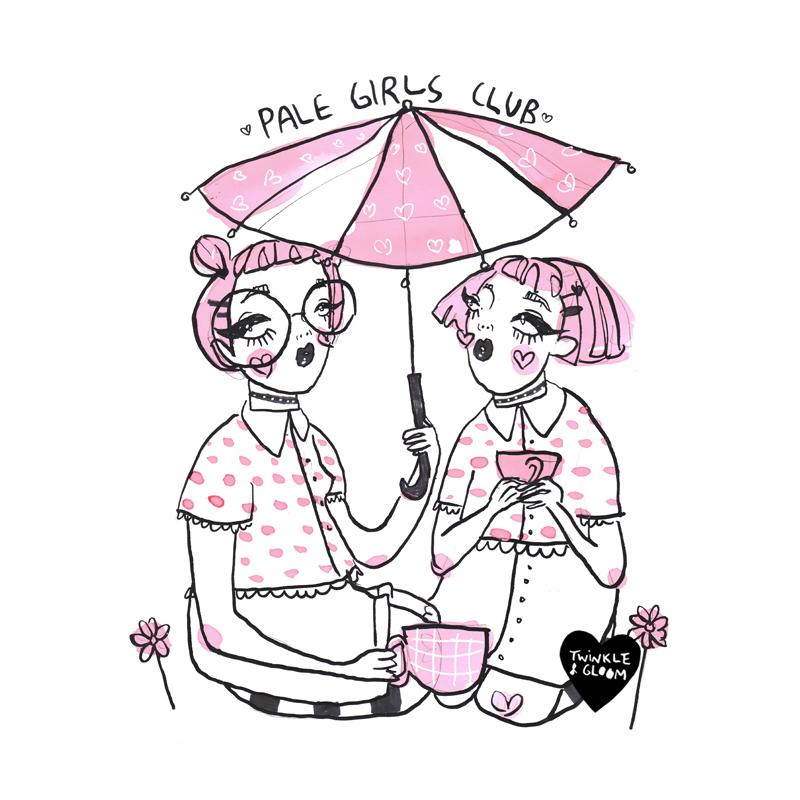 pale girls club