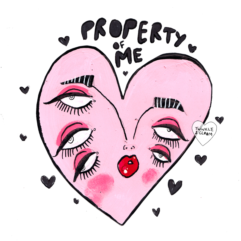 property of me