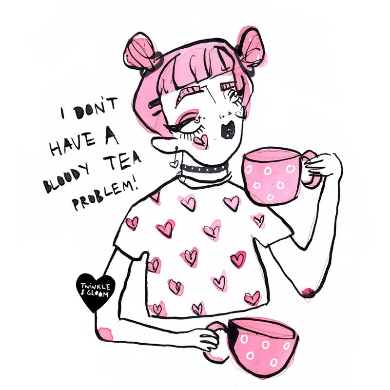 tea problems