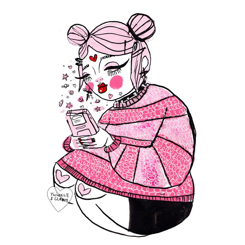 webgame girl