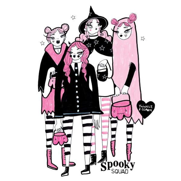 spooky squad